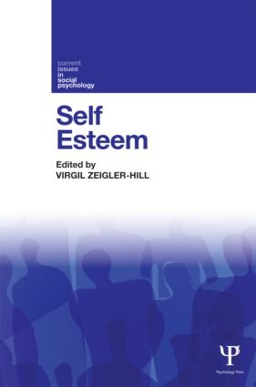 Self-Esteem (Paperback) book cover