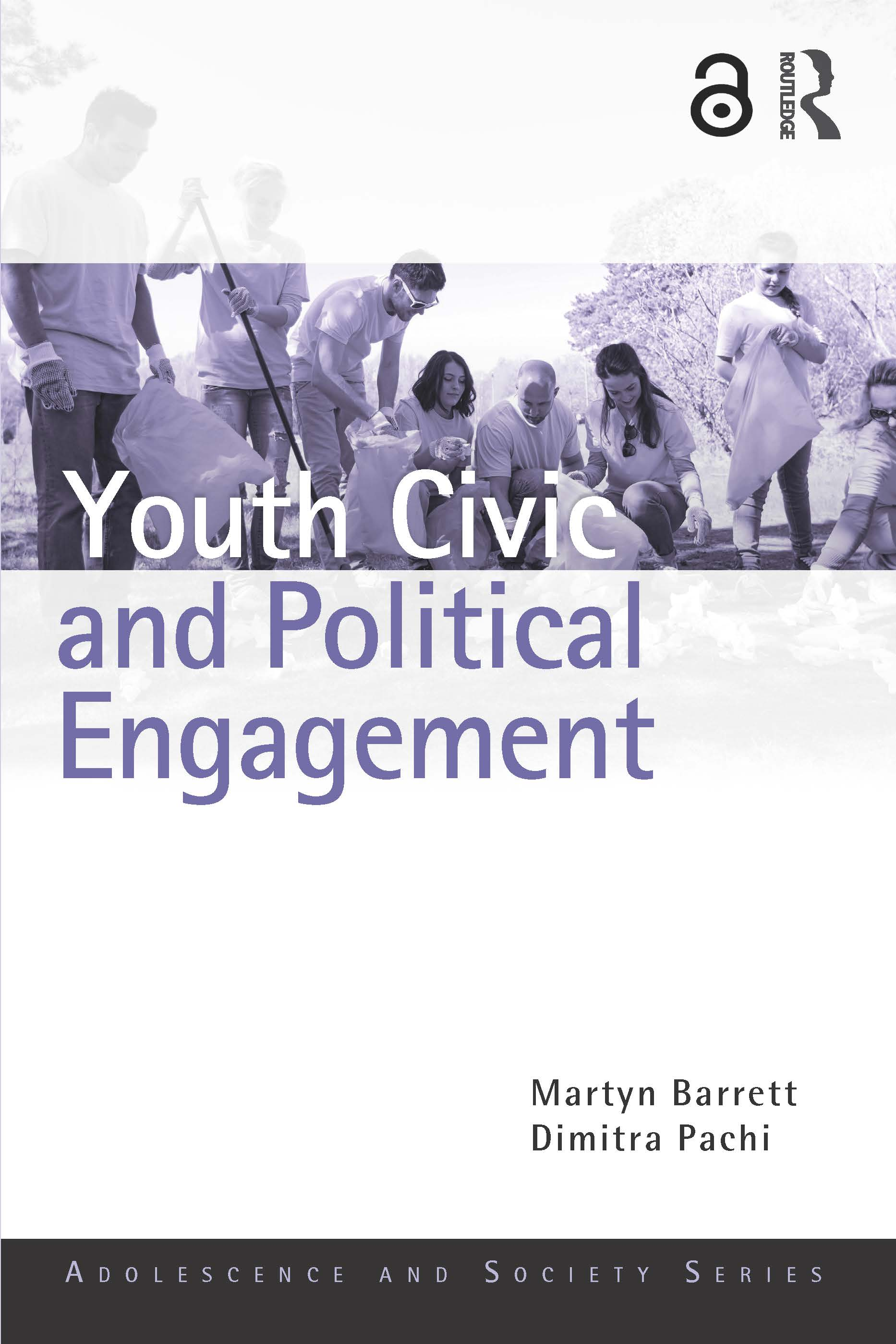 Youth Civic and Political Engagement: 1st Edition (e-Book) book cover