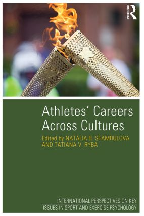 Athletes' Careers Across Cultures (Paperback) book cover