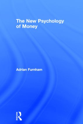 The New Psychology of Money book cover