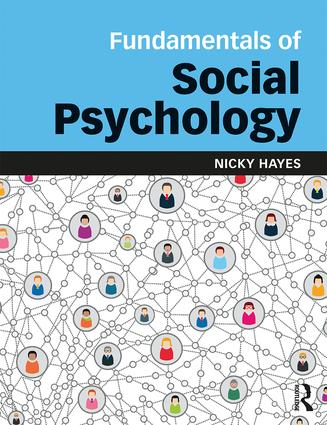 Fundamentals of Social Psychology book cover