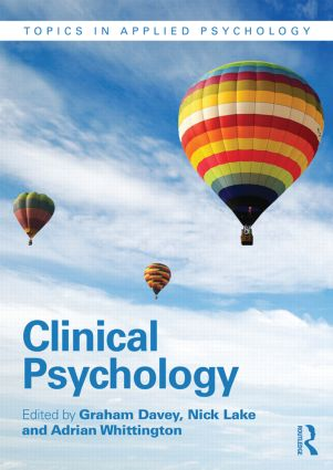 Clinical Psychology book cover