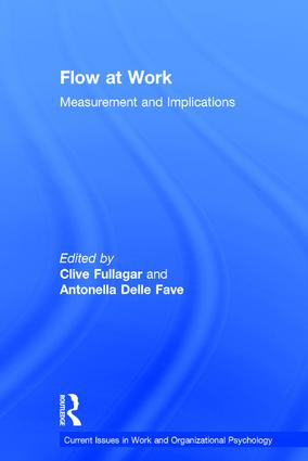 What Predicts Flow at Work?
