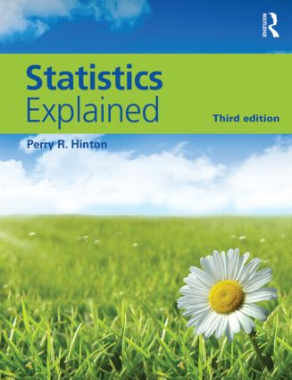 Statistics Explained: 3rd Edition (Paperback) book cover