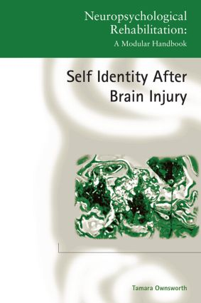 Self-Identity after Brain Injury (Paperback) book cover