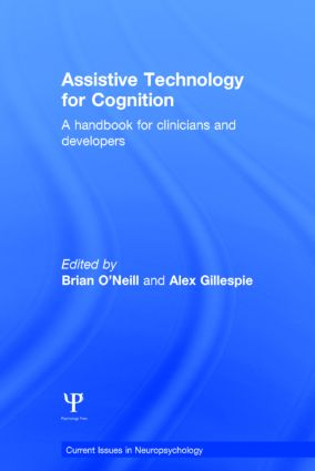 Assistive Technology for Cognition: A handbook for clinicians and developers book cover