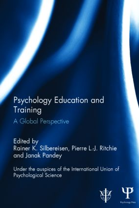 Psychology Education and Training: A Global Perspective book cover