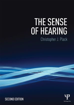 The Sense of Hearing: Second Edition book cover