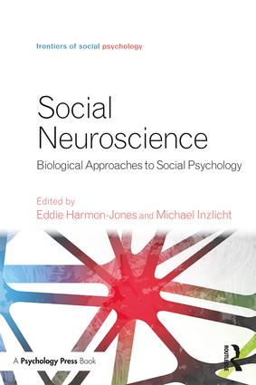 Social Neuroscience: Biological Approaches to Social Psychology (Paperback) book cover