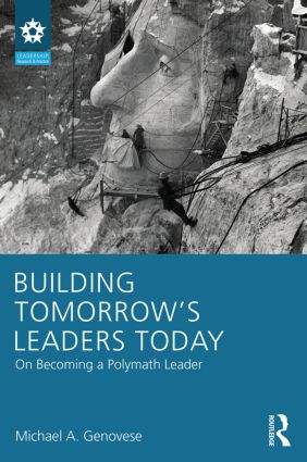 Building Tomorrow's Leaders Today: On Becoming a Polymath Leader (e-Book) book cover