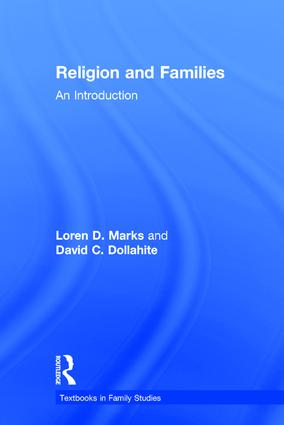 Religion and Families: An Introduction book cover