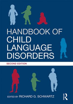 Handbook of Child Language Disorders: 2nd Edition book cover