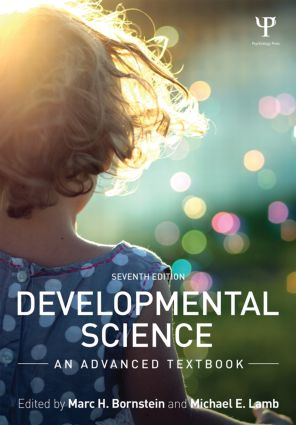 Developmental Science: An Advanced Textbook book cover