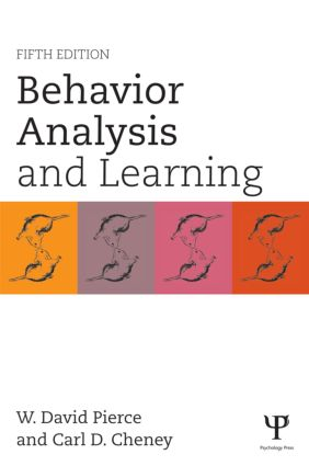 Behavior Analysis and Learning: Fifth Edition book cover