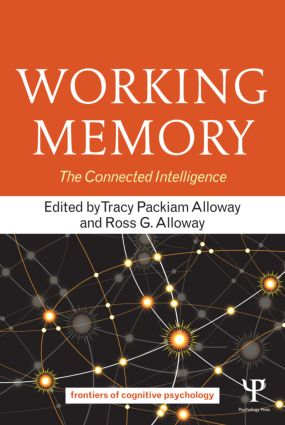 Working Memory: The Connected Intelligence (Paperback) book cover