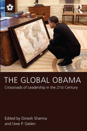 The Global Obama: Crossroads of Leadership in the 21st Century book cover