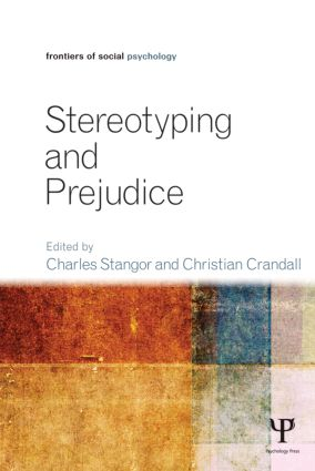 Stereotyping and Prejudice book cover