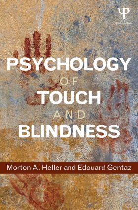Psychology of Touch and Blindness (Paperback) book cover