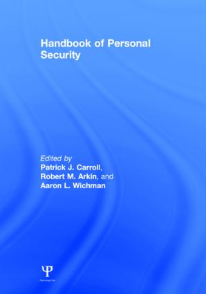 Handbook of Personal Security book cover