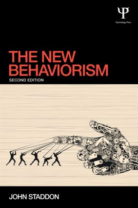 The New Behaviorism: Second Edition, 2nd Edition (Paperback) book cover