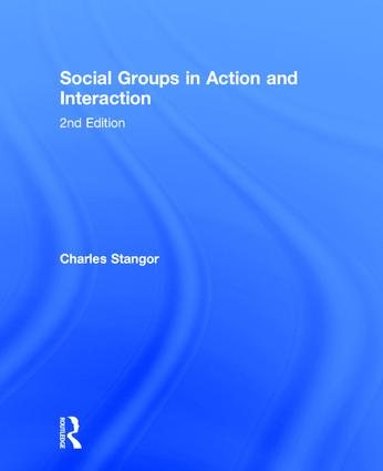 Social Groups in Action and Interaction: 2nd Edition, 2nd Edition (Hardback) book cover