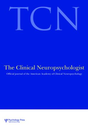 Proceedings of the International Conference on Behavioral Health and Traumatic Brain Injury: A Special Issue of The Clinical Neuropsychologist, 1st Edition (Paperback) book cover