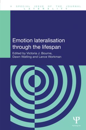 Emotion Lateralisation Through the Lifespan (Hardback) book cover
