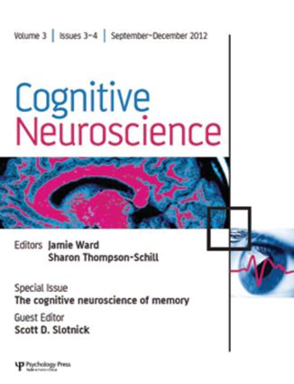 Cognitive Neuroscience of Memory (Paperback) book cover