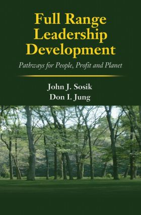Full Range Leadership Development: Pathways for People, Profit and Planet (Paperback) book cover