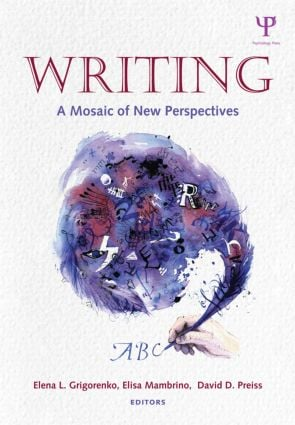 Writing: A Mosaic of New Perspectives (Hardback) book cover