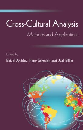 Cross-Cultural Analysis: Methods and Applications (Paperback) book cover