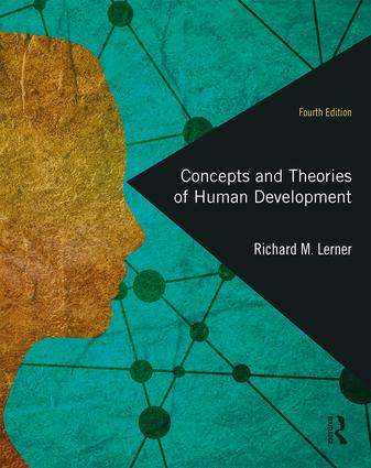 Concepts and Theories of Human Development: 4th Edition (Hardback) book cover