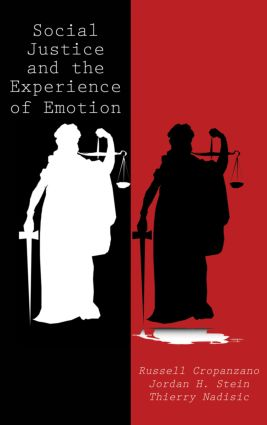 Social Justice and the Experience of Emotion: 1st Edition (Hardback) book cover