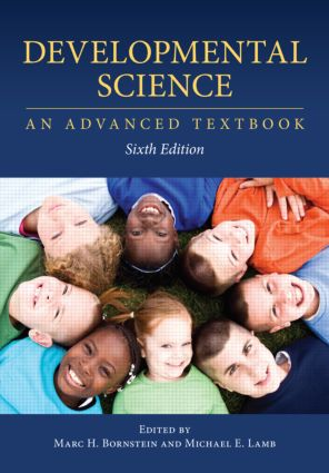 Developmental Science: An Advanced Textbook, Sixth Edition, 6th Edition (e-Book) book cover