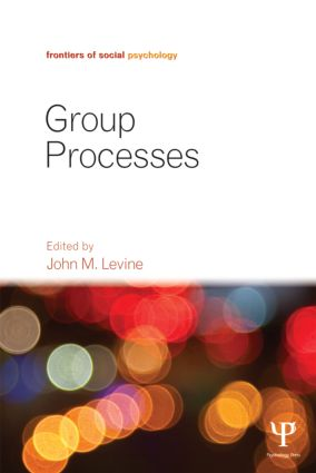Group Processes: 1st Edition (Hardback) book cover