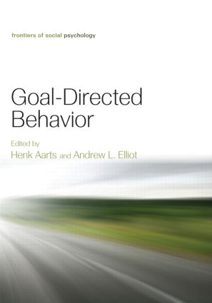 Goal-Directed Behavior (Hardback) book cover