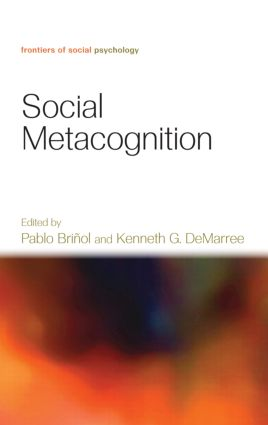 Social Metacognition (Hardback) book cover