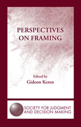Perspectives on Framing (Hardback) book cover