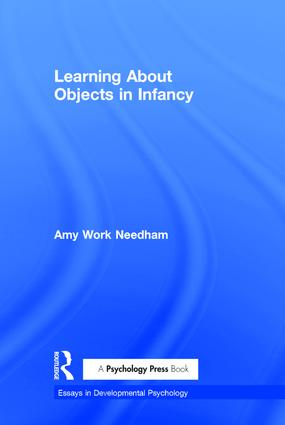 Learning About Objects in Infancy (Hardback) book cover