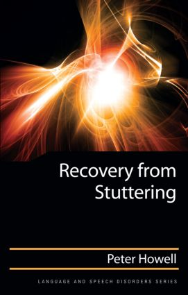 Recovery from Stuttering (Hardback) book cover