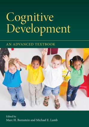 Cognitive Development: An Advanced Textbook (Paperback) book cover