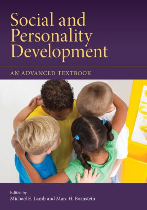 Social and Personality Development: An Advanced Textbook book cover