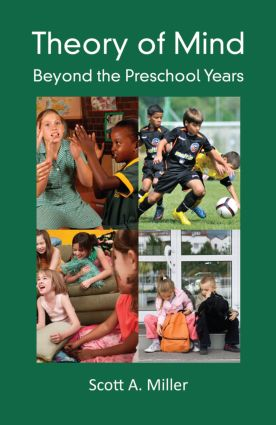 Theory of Mind: Beyond the Preschool Years (Paperback) book cover