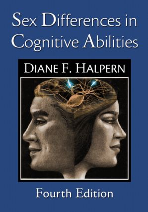 Sex Differences in Cognitive Abilities: 4th Edition, 4th Edition (Paperback) book cover