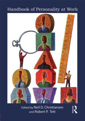 Handbook of Personality at Work book cover