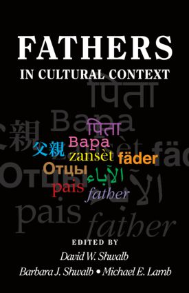 Fathers in Cultural Context (Paperback) book cover