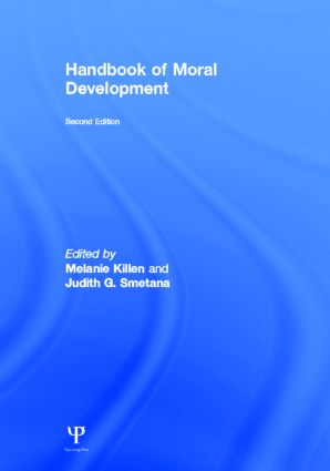 Handbook of Moral Development: 2nd Edition (Hardback) book cover