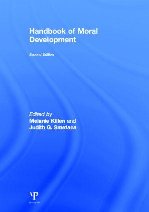 Handbook of Moral Development book cover