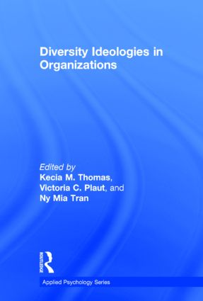 Diversity Ideologies in Organizations (Hardback) book cover