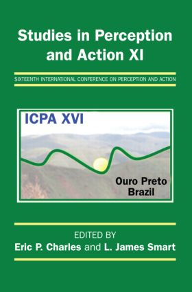 Studies in Perception and Action XI: Sixteenth International Conference on Perception and Action (Paperback) book cover